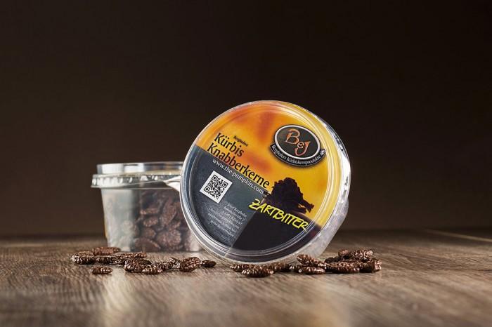 Knabberkerne Bitterschokolade